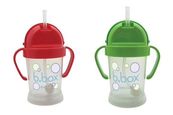 ***SIPPY CUP OF THE YEAR***  Gold: b.box The Essential Sippy Cup