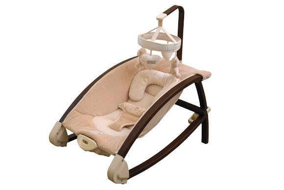 ***BABY ROCKER OF THE YEAR***  Silver: Natures Purest Rocker