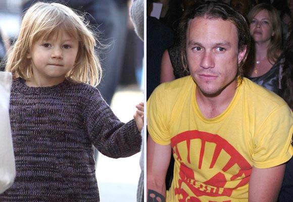 Matilda Ledger Looks Like Heath