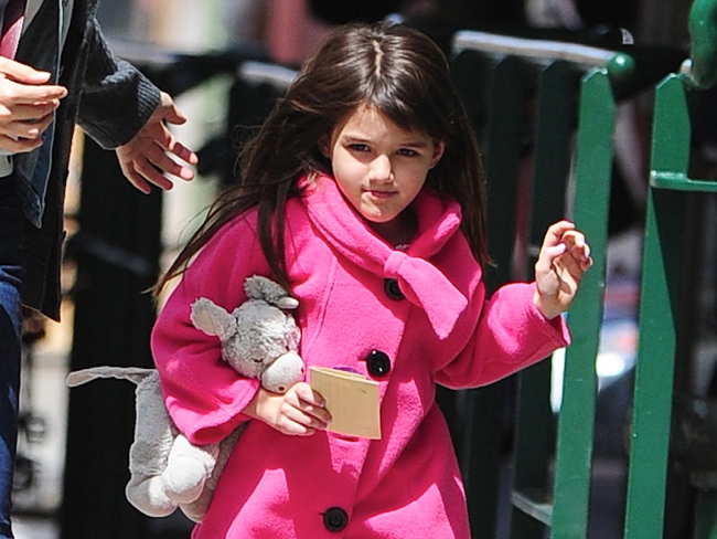 Hollywood's pint-sized fashion pack