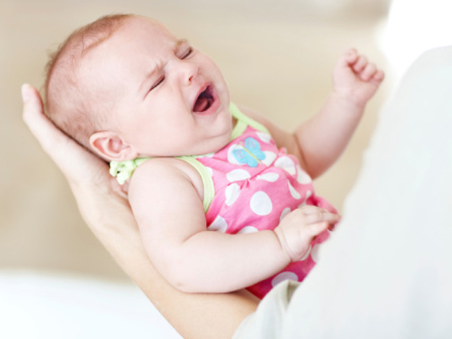 7 ways to soothe a crying baby