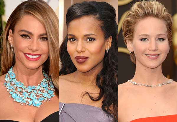 Awards season beauty trends