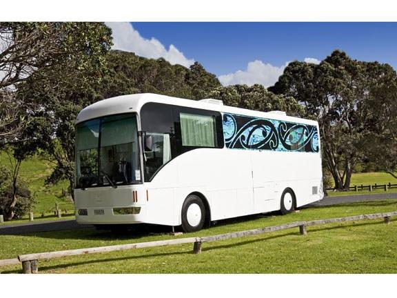 Auckland Coach Builders 39 Custom Bus