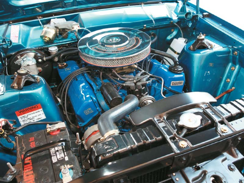 History Of The Ford 351 V8 Engine  Aussie Connection