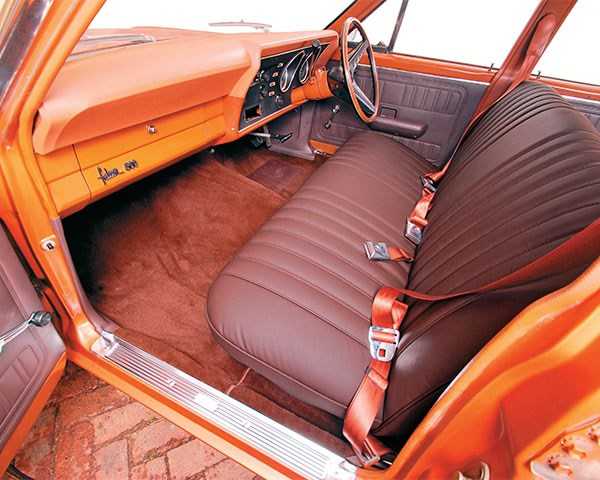 Workshop How To Car Interior Restoration