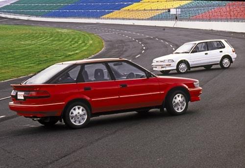 Toyota Corolla Seca Sx Liftback Buyers Guide Trade