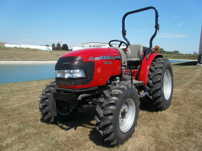 Farmall Compact Tractors For Sale : Case ih introduces farmall b compact tractor range blues