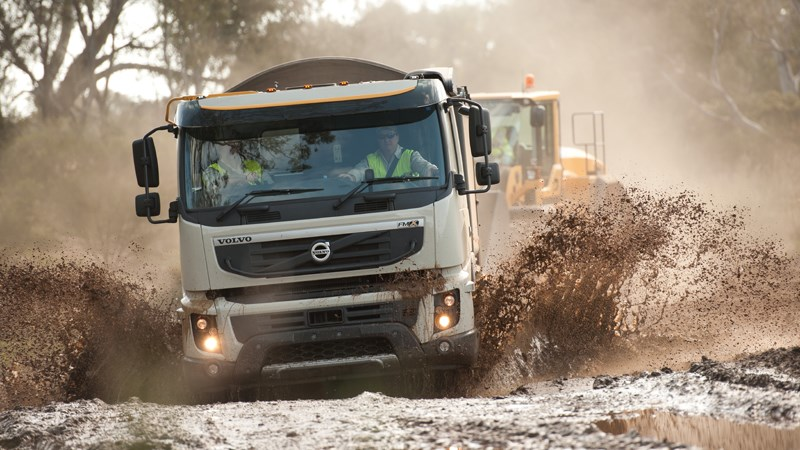 Volvo Trucks Fmx Range Review Trade Trucks Australia