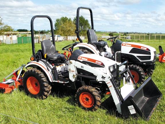 230 Bobcat Tractor Adjustable Stabilizer Bar : Bobcat compact ct farm trader new zealand