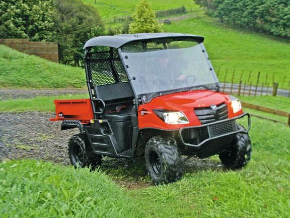 Kioti Mechron 2200 Cvt