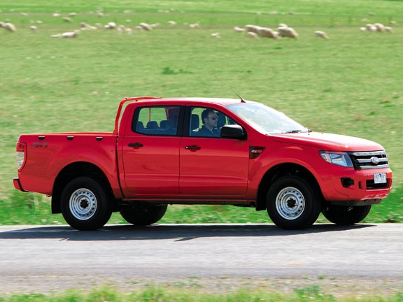 2012 ford ranger ute test farm trader new zealand. Black Bedroom Furniture Sets. Home Design Ideas