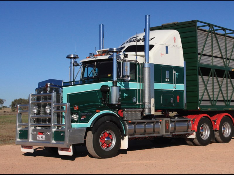 Used Truck Scott S Kenworth T659 Trade Trucks Australia
