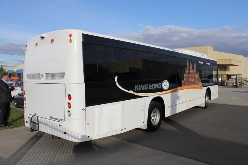 King Long 6122 Bus Trade Trucks Australia
