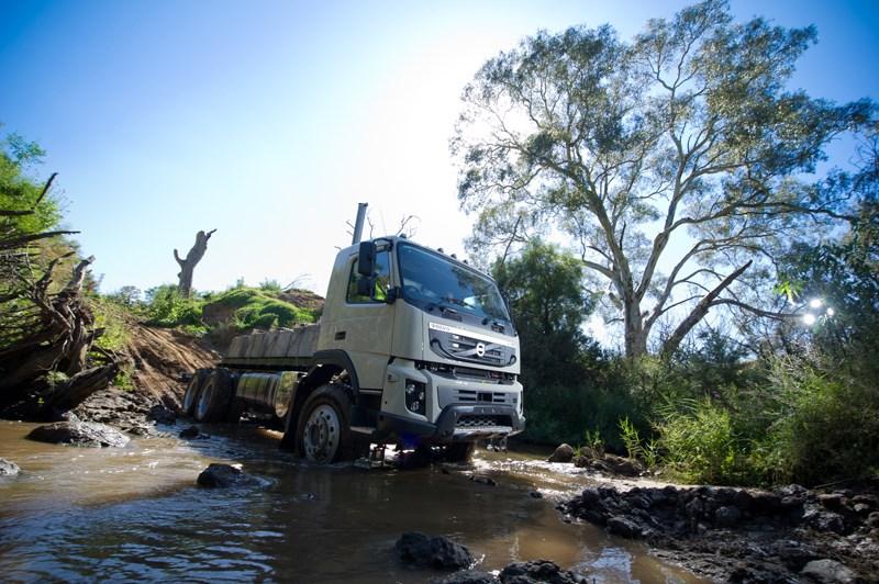 Volvo Trucks Fmx Range Review