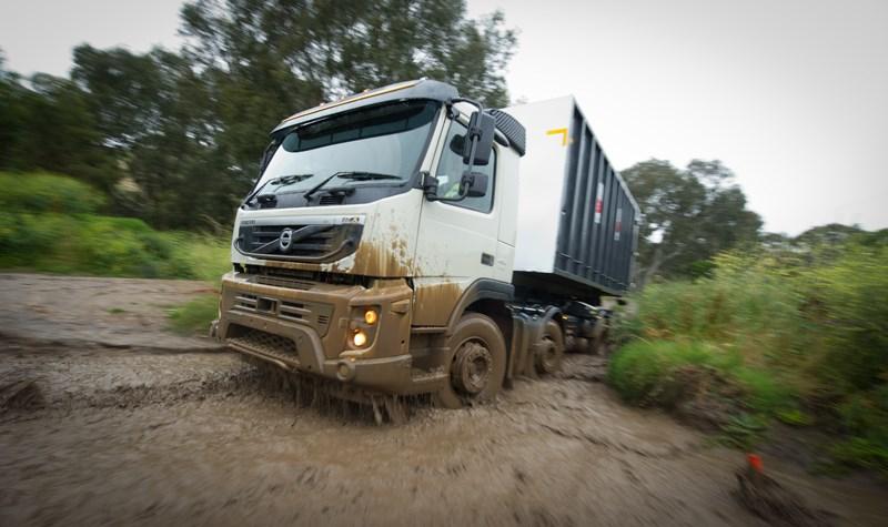 Volvo Trucks Fmx Range Review Trade Trucks Australia