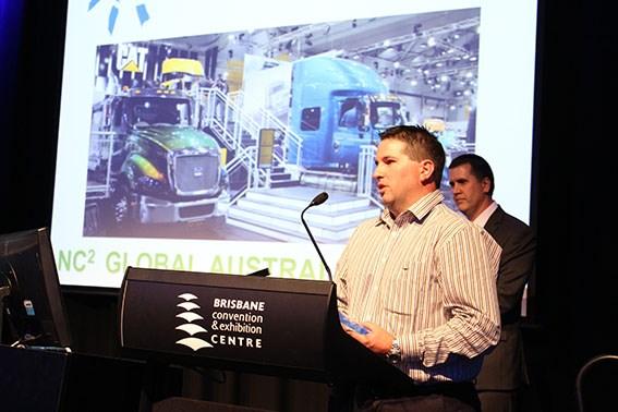 Brisbane Truck Show Exhibitors Awards