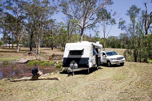 Perfect 65000 Aud Coromal Princeton 753 Caravan 2007 This Caravan Is