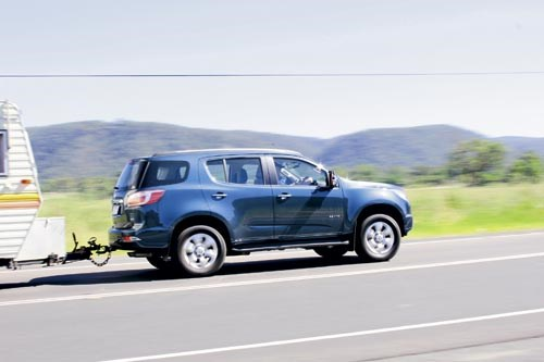 Beautiful HOLDEN COLORADO 7 TOW VEHICLE REVIEW