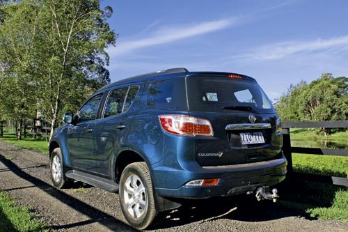Popular HOLDEN COLORADO 7 TOW VEHICLE REVIEW  Caravan World Australia
