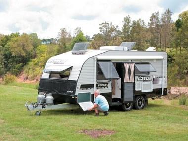 New Luxury RVs Western Australia