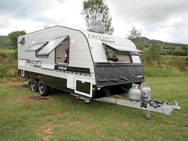 Original Lotus Caravans Perth