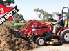 YANMAR EB3100 WITH CUB CADET 5' MIDMOUNT MOWER DECKN AND 4 IN 1 FEL RRP $33,260 INC SELLING BELOW COST