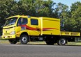 Hino Trucks 300 816 Crew Cab
