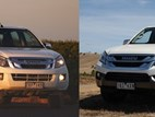 The Isuzu face-off: Ute vs SUV.