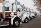 Exhibitor enthusiasm for 2014 Alexandra Truck Show