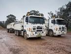 Hino Trucks popular in railway town