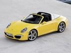 Porsche 911 Targa review