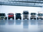 Mercedes-Benz wins German truck award