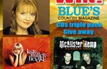 Blue's triple packs of classic CDs - Kate Miller-Heidke, McAlister Kemp & Mary Duff