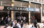 The iconic Cattleman's Bar, a star hangout location and attraction at the Ekka.