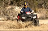 The Polaris a true utilitarian quad with no desire to be anything else