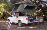 Before purchasing his XUV500, Pat took his Mahindra dual cab ute 4WD to Cape York camping