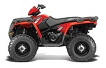 The popular Polaris Sportsman 500 H.O is now a H.D, featuring new and improved features to cater to unique Australian conditions.