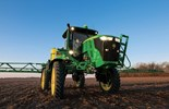 John Deere's new 4 series sprayers will join its existing line up in mid-2014.