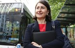 Minister for Transport Gladys Berejiklian