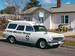 Holden EH panel van Ambulance (1964) Review