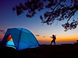 Camping and caravanning has boomed in Queensland in recent years