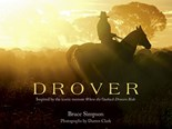 Drover: a celebration of Bruce Simpson's Outback by Bruce Simpson