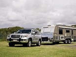 Kedron Cross Country XC3: few caravans have a comparable build quality or standard equipment list.