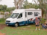 The Wirraway Motor Homes 260SL. The