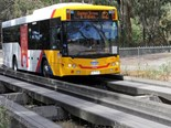 Adelaide's noted O-Bahn system