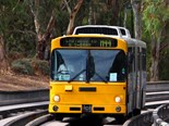 Adelaide's noted O-Bahn busway