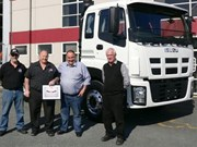 Modern Transport Engineers (MTE) have won a brand new CYZ400.