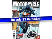 January issue, on sale 23 December!