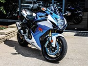 Quick test: Suzuki GSX-R750