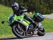 Quick test: Kawasaki Z1000SX ABS